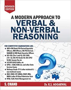 Verbal & Non Verbal Reasoning
